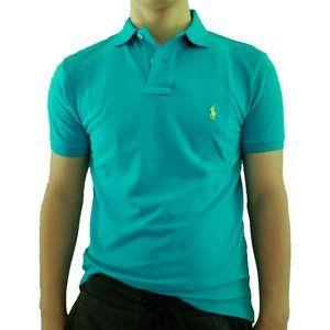 Polo Ralph Lauren Men Custom Slim Fit Polo Shirt🆕